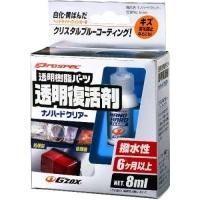 GZox Nano Hard Clear - Очиститель пластиковых поверхностей