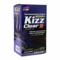 Soft99 Kizz Clear R D - Восстанавливающая полироль для темных авто, 270ml