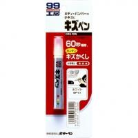 Soft99 KIZU PEN Карандаш для заделки царапин, цвет - белый перламутр