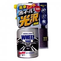 Soft99 New Wheel Tonic - очиститель-покрытие для дисков, 400 мл