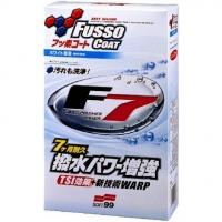 SOFT99 Fusso Coat F7 - Полироль на 7 месяцев для белых автомобилей