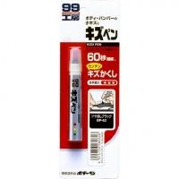 Soft99 KIZU PEN карандаш для заделки царапин, цвет - матово-черный