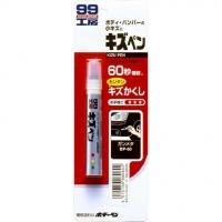 Soft99 KIZU PEN Карандаш для заделки царапин, цвет - серый
