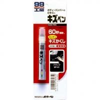 Soft99 KIZU PEN карандаш для заделки царапин, цвет - черный
