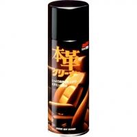 Soft99 Leather Seat Cleaner - Очиститель натуральной и синтетической кожи, 300ml