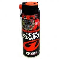 GZox Teflon Chain Lubricant - Тефлоновая смазка для цепей, 420 мл
