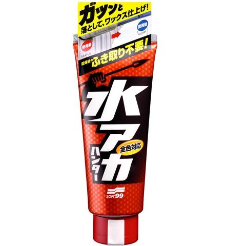 Автошампунь Soft99 04270 Super Cleaning Shampoo + Wax W&WP для светлых автомобилей - фото 7