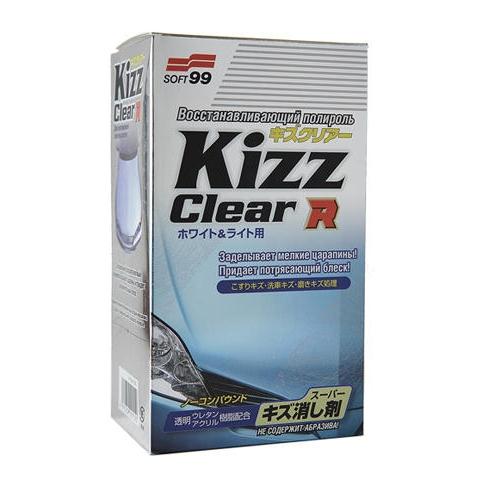 Автошампунь Soft99 04270 Super Cleaning Shampoo + Wax W&WP для светлых автомобилей - фото 8